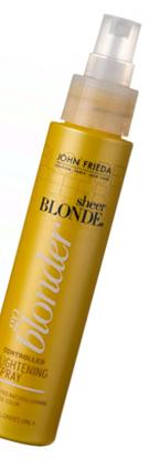 Sheer Blonde Spray